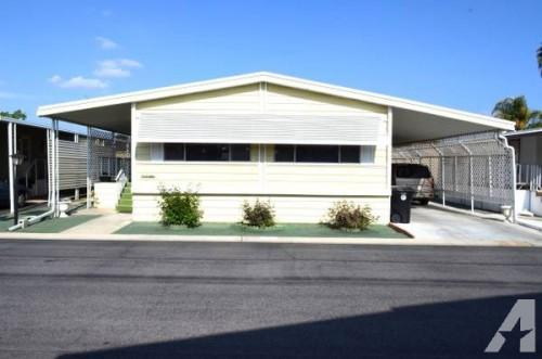 Very Nice Manufactured Mobile Home Sale Hemet California