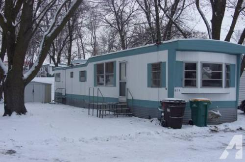 Vintage Detroit Mobile Home Sale Owner