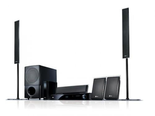 Vudu Comes Blu Ray Home Theater Systems
