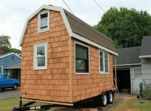 Want Buy House But Strapped Cash Tiny Home Might