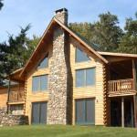 Ward Cedar Log Homes