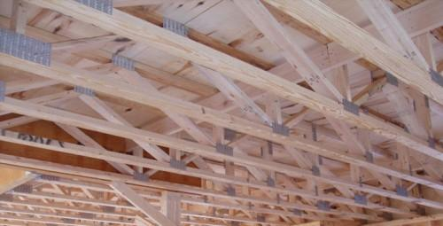 Wbs Wood Trusses Wall Panels Custom Designed Built Locally