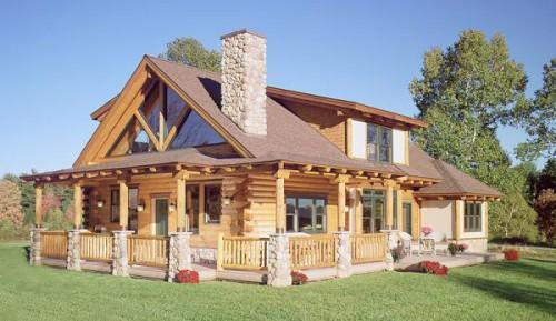 Welcome Lookout Mountain Log Homes Builders