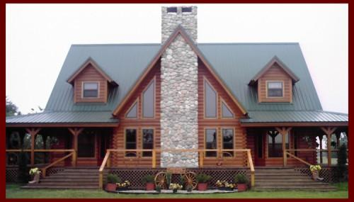 Welcome Our Cypress Log Home Thanks Visiting
