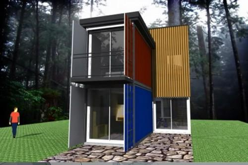 Welcomehome Prefab Container Home Kit