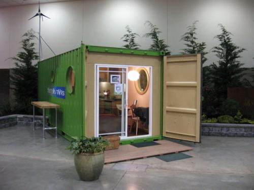 Werks Designs Builds Sustainable Custom Shipping Container Homes