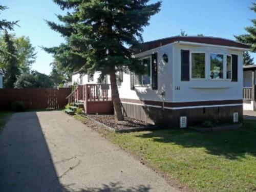 West End Mobile Home Rent Own Edmonton Alberta