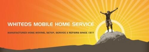 Whiteds Mobile Home Service Manufactured Moving Setup