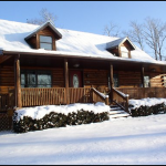 Why Build Fowler Custom Log Home Homes Dedicated