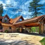 Why Concrete Log Home Owners Love Look