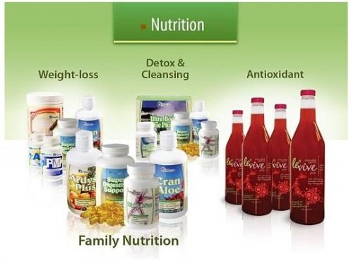 Wide Range Products Target Every Aspect Nutrition