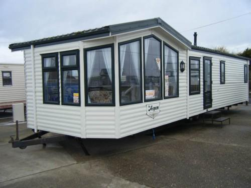 Willerby Aspen Bedrooms Sited Manor House