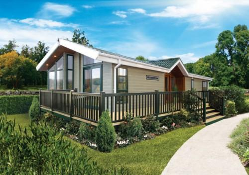 Willerby New Hampshire Twin Unit Park Lodge Home