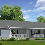 Willow Creek Ranch Style Modular Homes