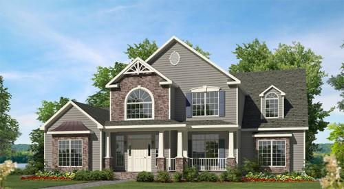 Willow Story Style Modular Homes