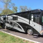 Winnebago Motorhome Journey Express Bunk Beds Owner