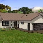 Wisconsin Homes Ranch Series Model Parkton