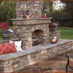 Wood Burning Fireplace Modules Eldorado Outdoor Modular Kits