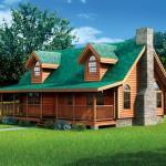 Woodhaven Log Home