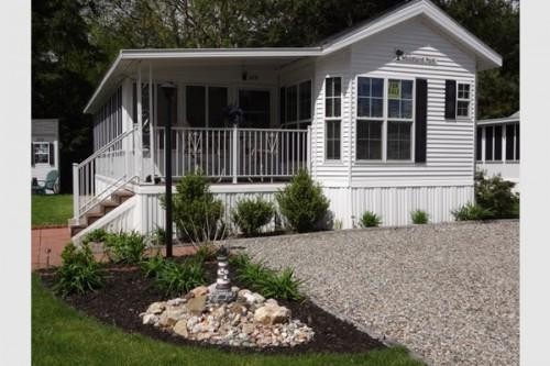 Woodland Park Mobile Home Manufactured