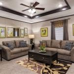 Xtreme Osprey Mobile Home Living Room