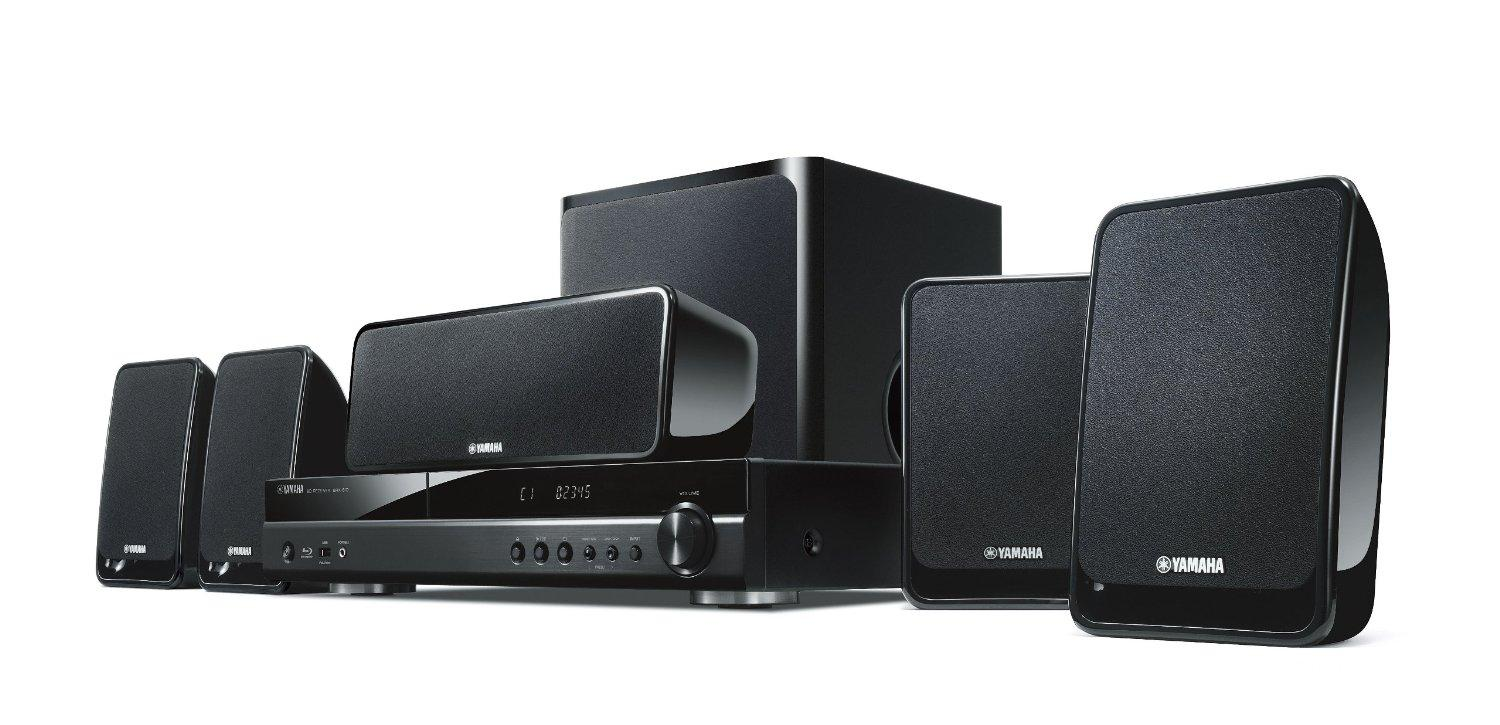 Yamaha Bdx Channel Blu Ray Home Theater System Review