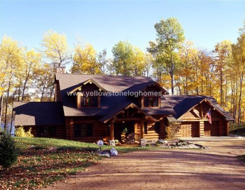 Yellowstone Log Homes Has Been Manufacturing