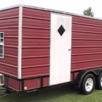 Yes Can Make Utility Trailer Camper Sleep Your Kids Wow