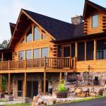 Your Exclusive Northeast Pennsylvania Certified Katahdin Log Home