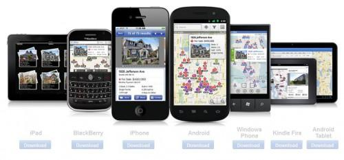 Zillow Completing Mobile App Ipad Iphone