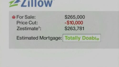 Zillow Spot Mobile Home Buying Song Bright Eyes Screenshot